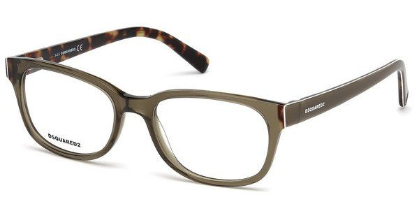 Dsquared2 Damen Brille » DQ5248«, grau, 020 - grau