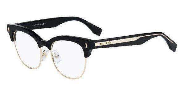FENDI Damen Brille »FF 0163«