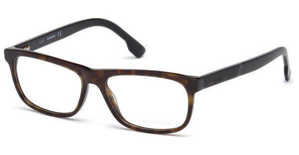 Diesel Herren Brille » DL5212«, braun, 052 - braun