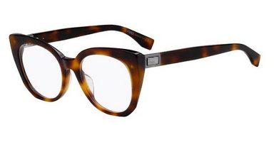 FENDI Damen Brille »FF 0272«