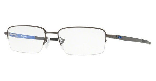 Oakley Herren Brille »GAUGE 5.1 OX5125«, grau, 512505 - grau