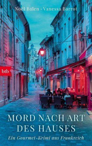 Broschiertes Buch »Mord nach Art des Hauses / Gourmet-Krimi Bd.2«