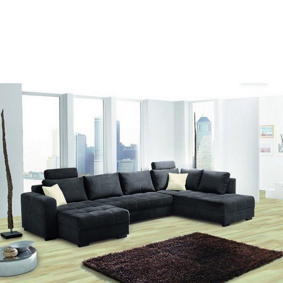 hti living wohnlandschaft antego online kaufen otto. Black Bedroom Furniture Sets. Home Design Ideas