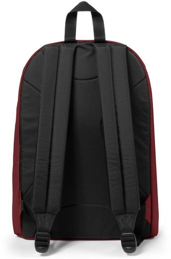 »out Of Brave Mit Burgundy« Rucksack Eastpak Laptopfach Office qt6Sx