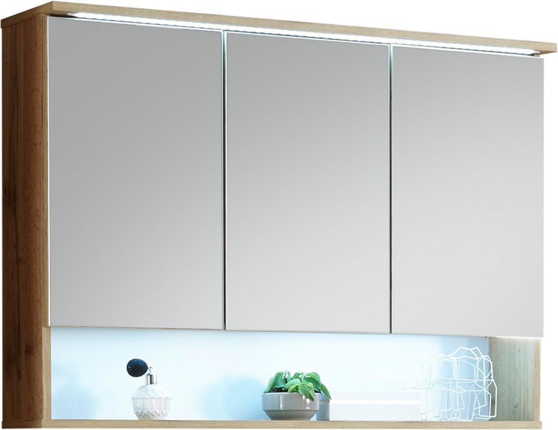 welltime Spiegelschrank »Best« mit LED Beleuchtung - welltime