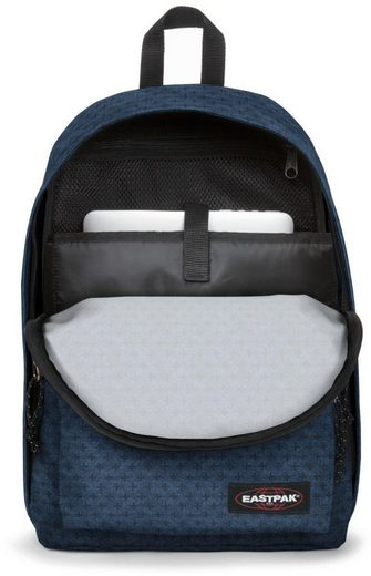 »out Office Laptopfach Cross« Of Stitch Eastpak Rucksack Mit pqSZWw8