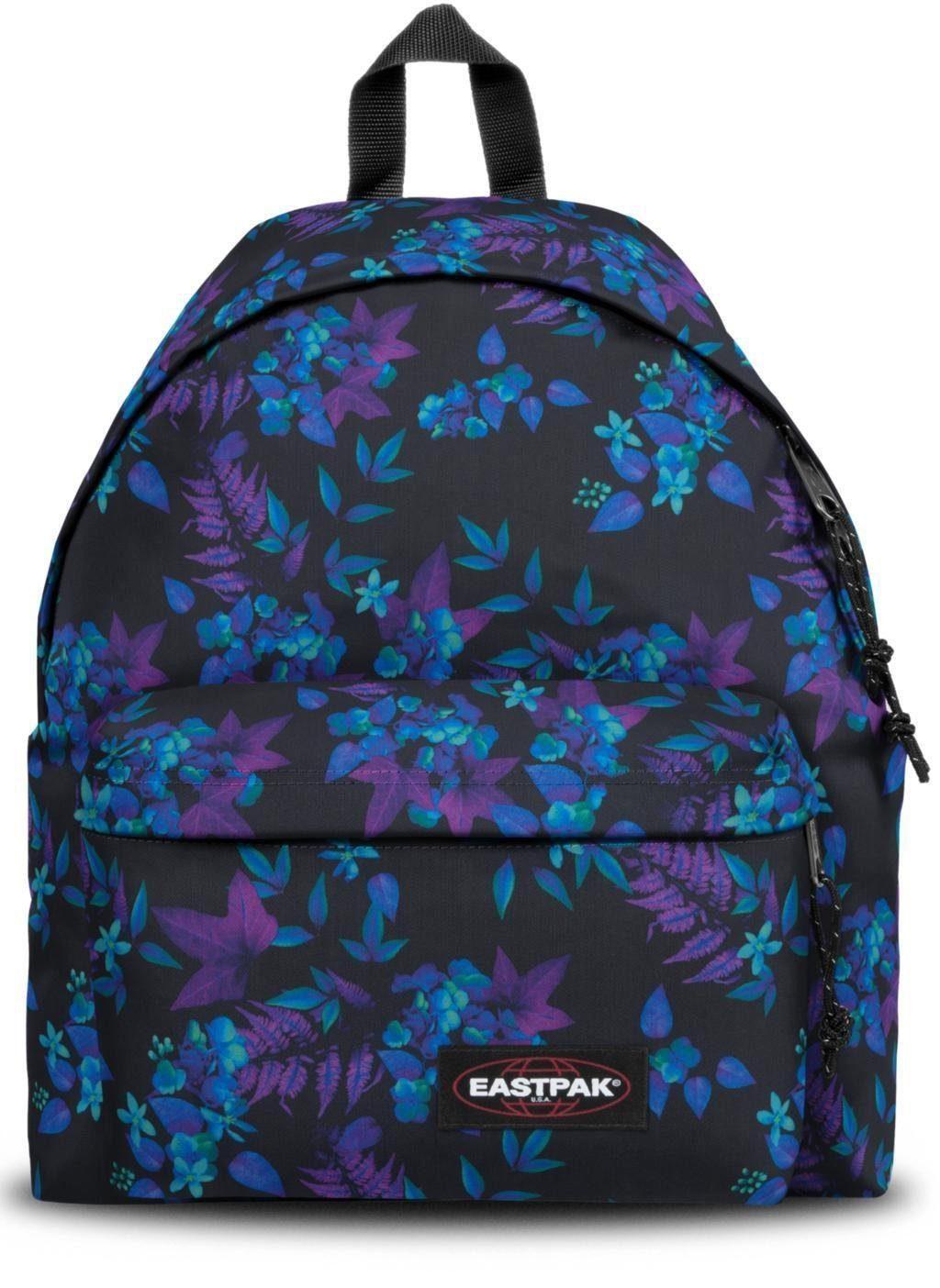 Eastpak Rucksack, »PADDED PAK'R glow blue«