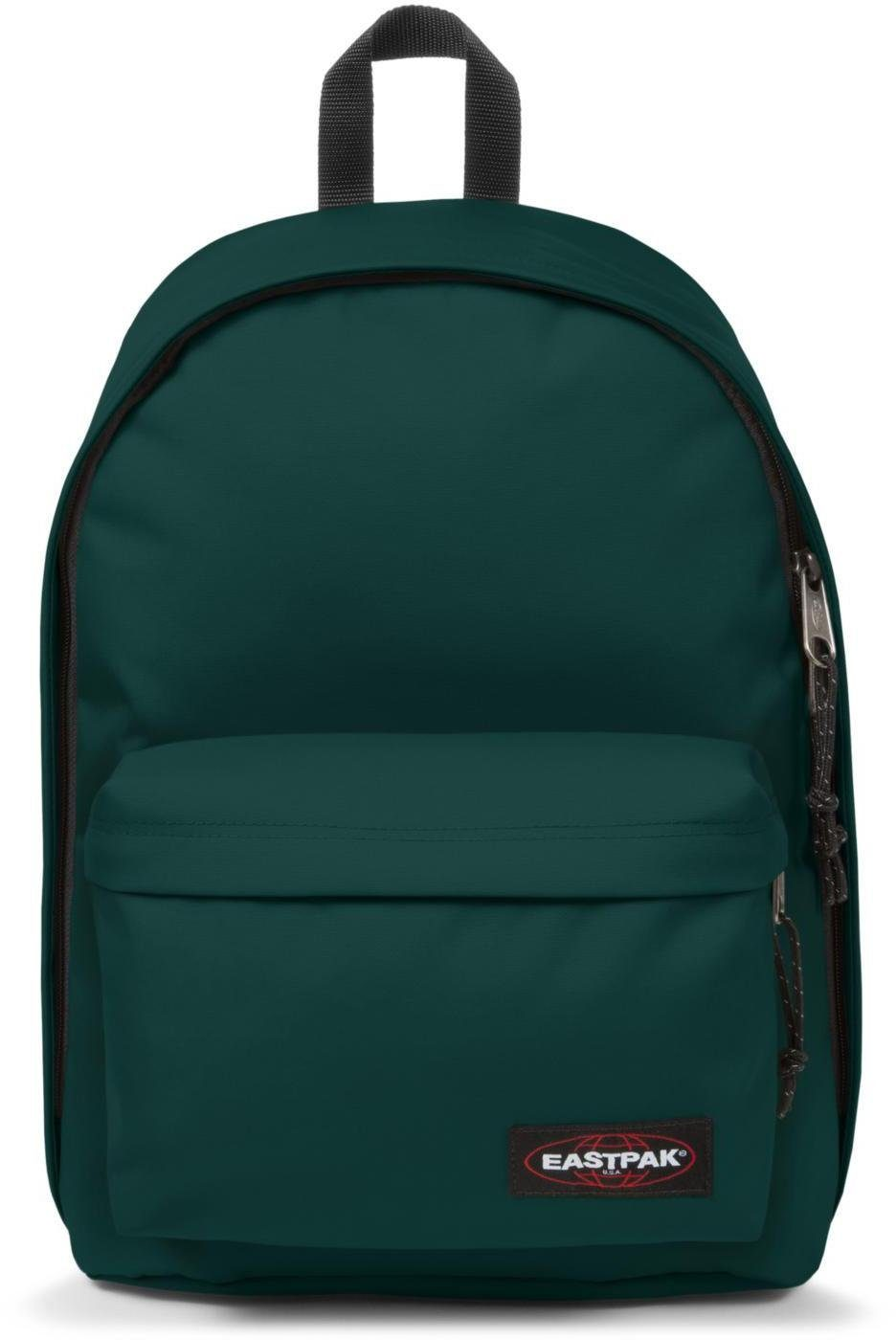 Eastpak Rucksack mit Laptopfach, »OUT OF OFFICE gutsy green«