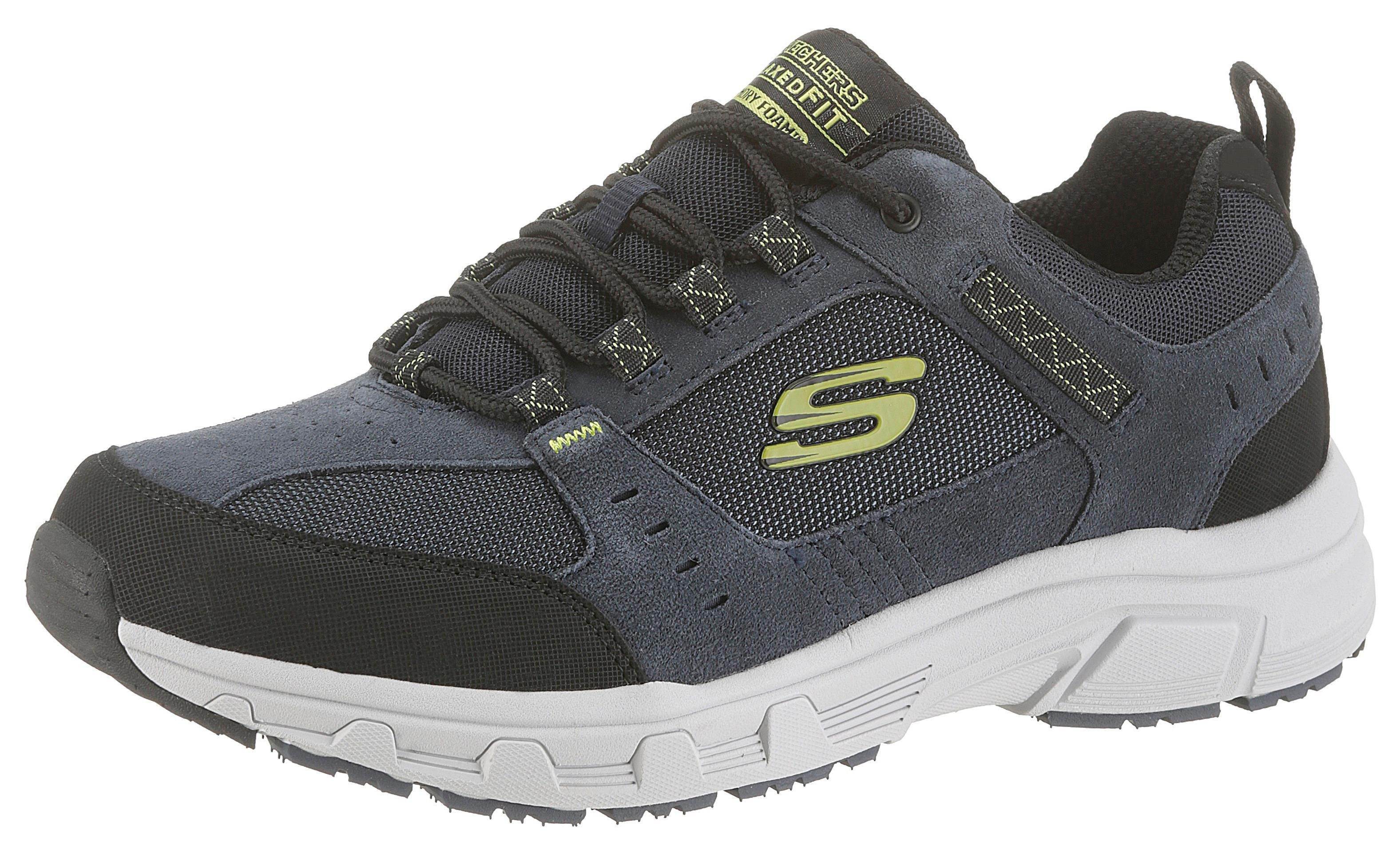 Skechers »Oak Canyon« Sneaker mit bequemer Memory Foam Ausstattung online kaufen | OTTO