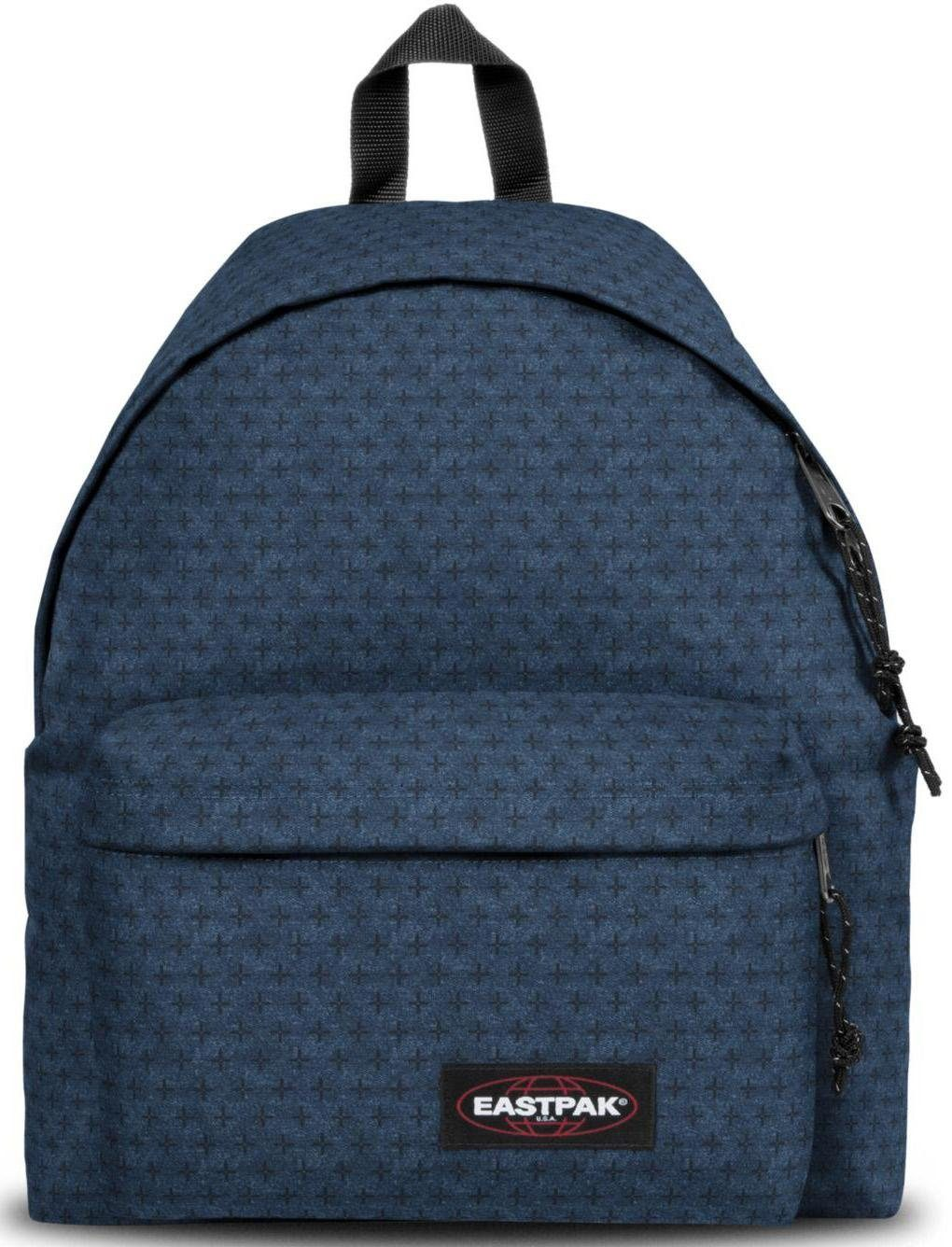 Eastpak Rucksack, »PADDED PAK'R stitch cross«