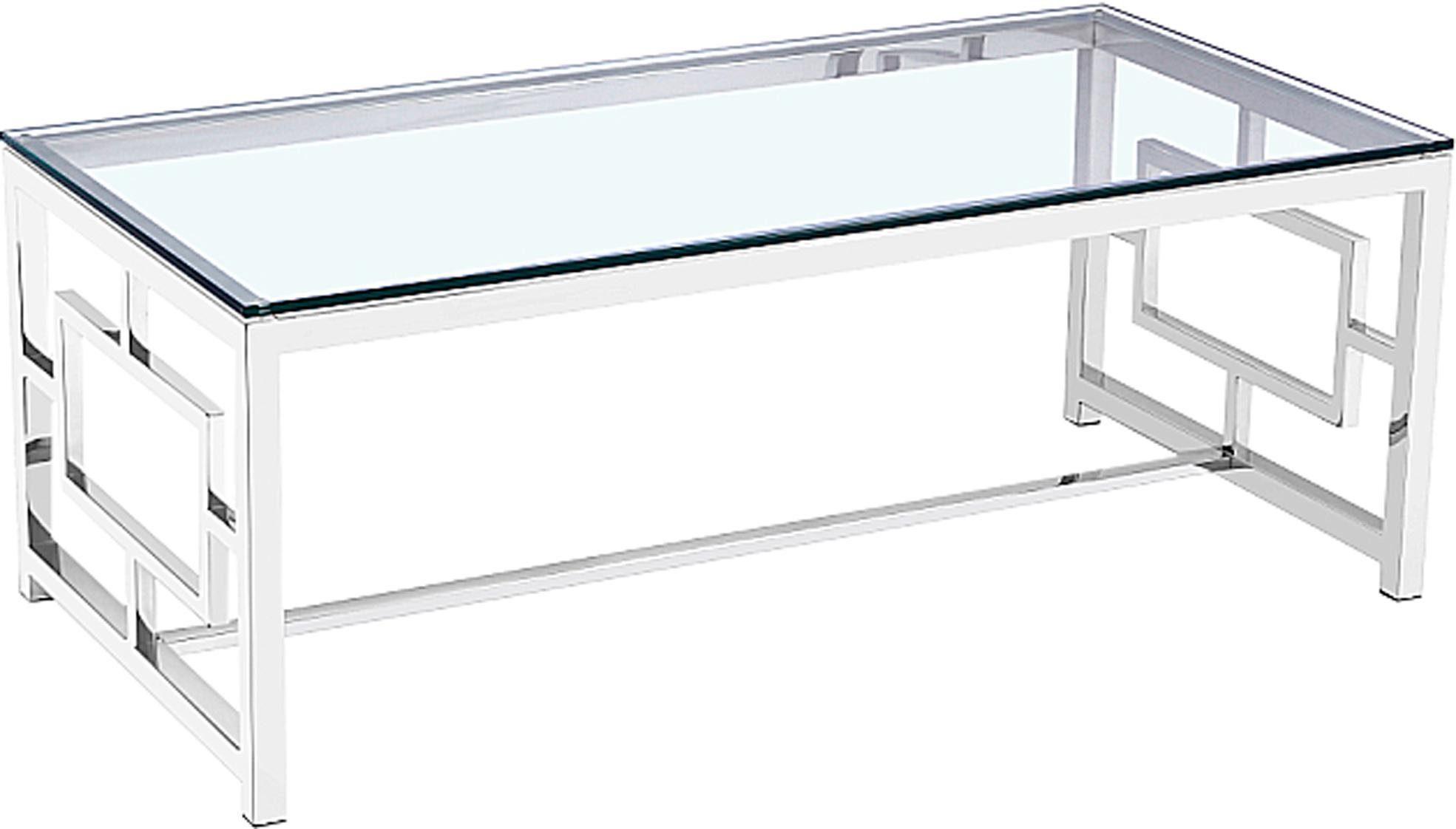 Home affaire Beistelltisch »Robin« mit Glasplatte