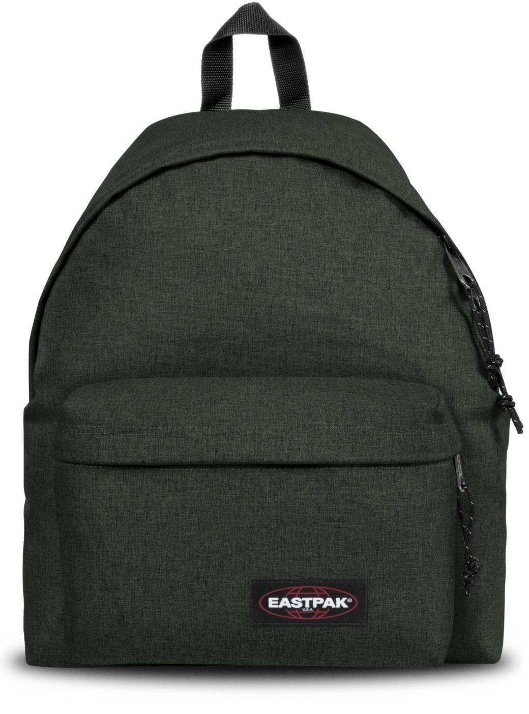 Crafty »padded Rucksack Eastpak Pak'r Moss« tUPqf