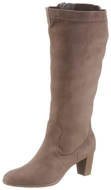 Jenny Weitschaftstiefel mit XL-Schaft | Schuhe > Stiefel | Jenny