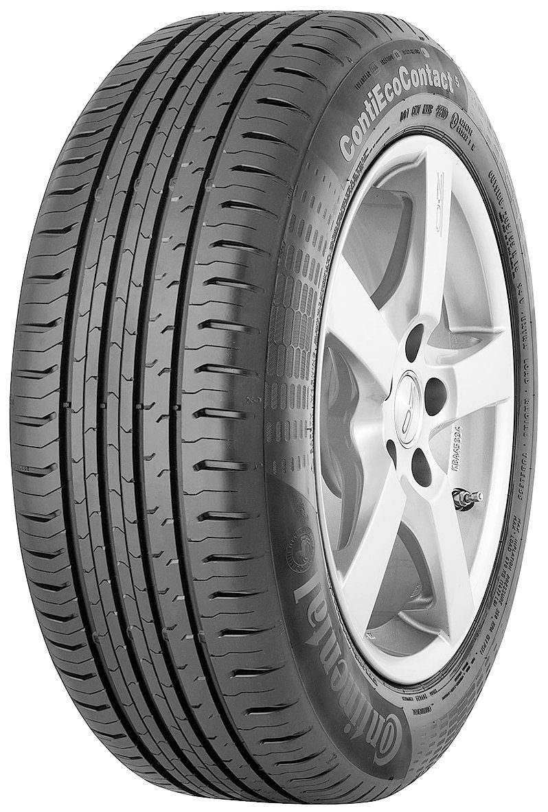 CONTINENTAL Sommerreifen »ContiEcoContact 5«, 205/50 R17 89V