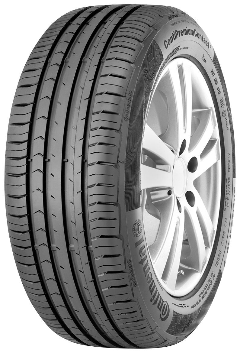 CONTINENTAL Sommerreifen »ContiPremiumContact 5«, 205/55 R16 91V