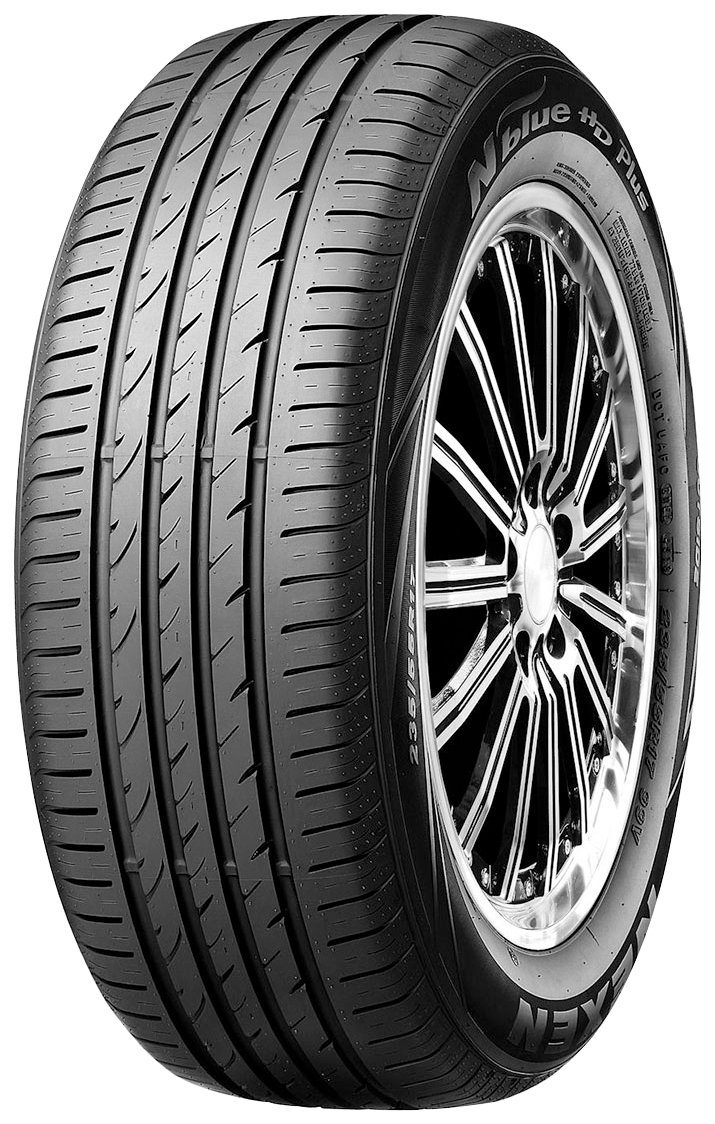 NEXEN Sommerreifen »N´blue HD Plus«, 225/55 R16 99H XL