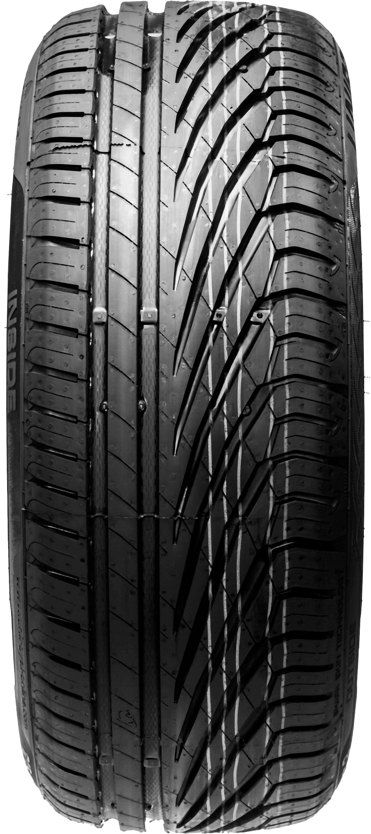 UNIROYAL Sommerreifen »RainSport 3«, 195/55 R16 87V