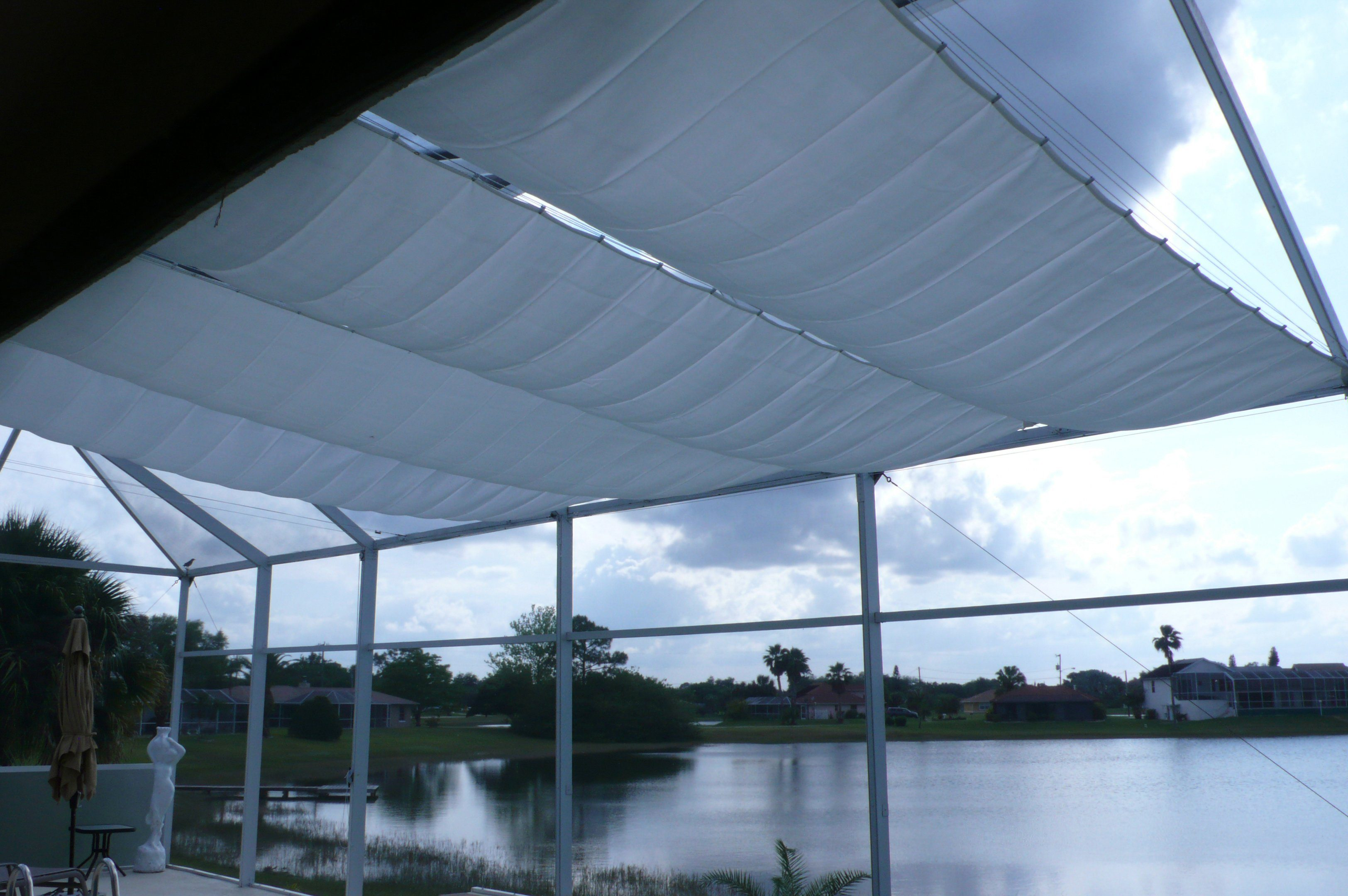 FLORACORD Sonnensegel »Bausatz Universal«, BxL: 330x140 cm, silbergrau