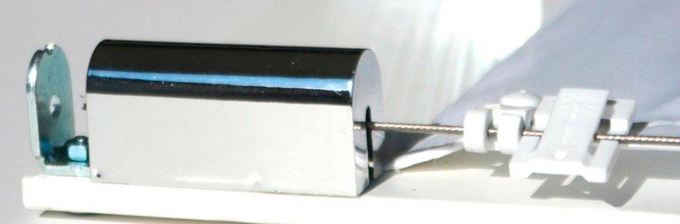 FLORACORD Montageset , zur Befestigung der Seilspanntechnik für Sonnensegel