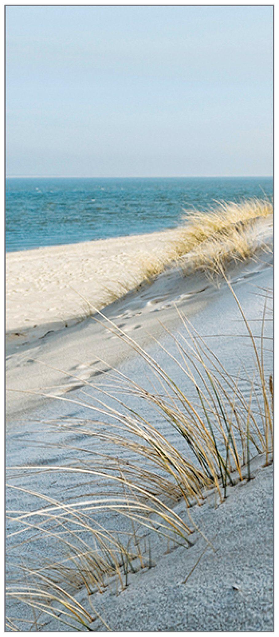 MYSPOTTI Duschrückwand »fresh F2 Sea Coast«, 90 x 210 cm
