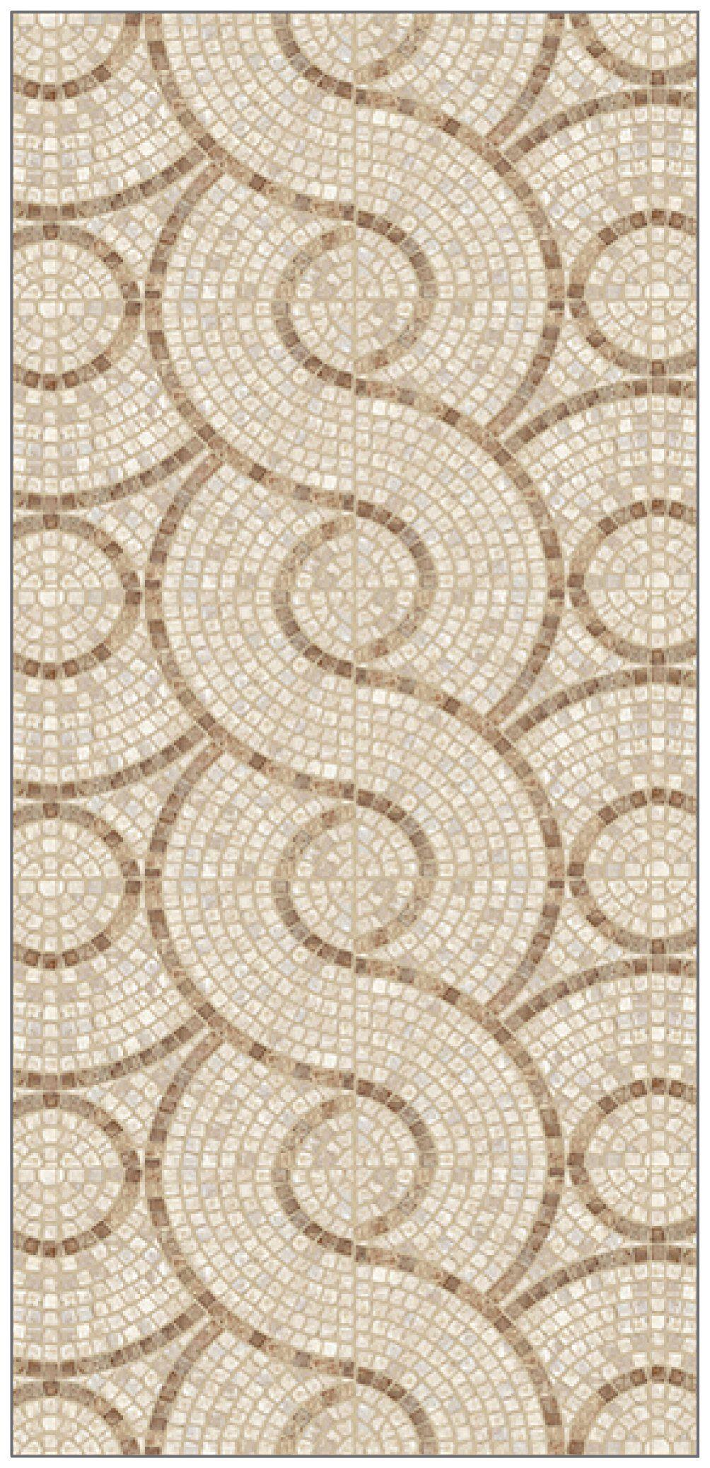 MYSPOTTI Duschrückwand »fresh F3 Marble Stone Mosaik«, 100 x 210 cm