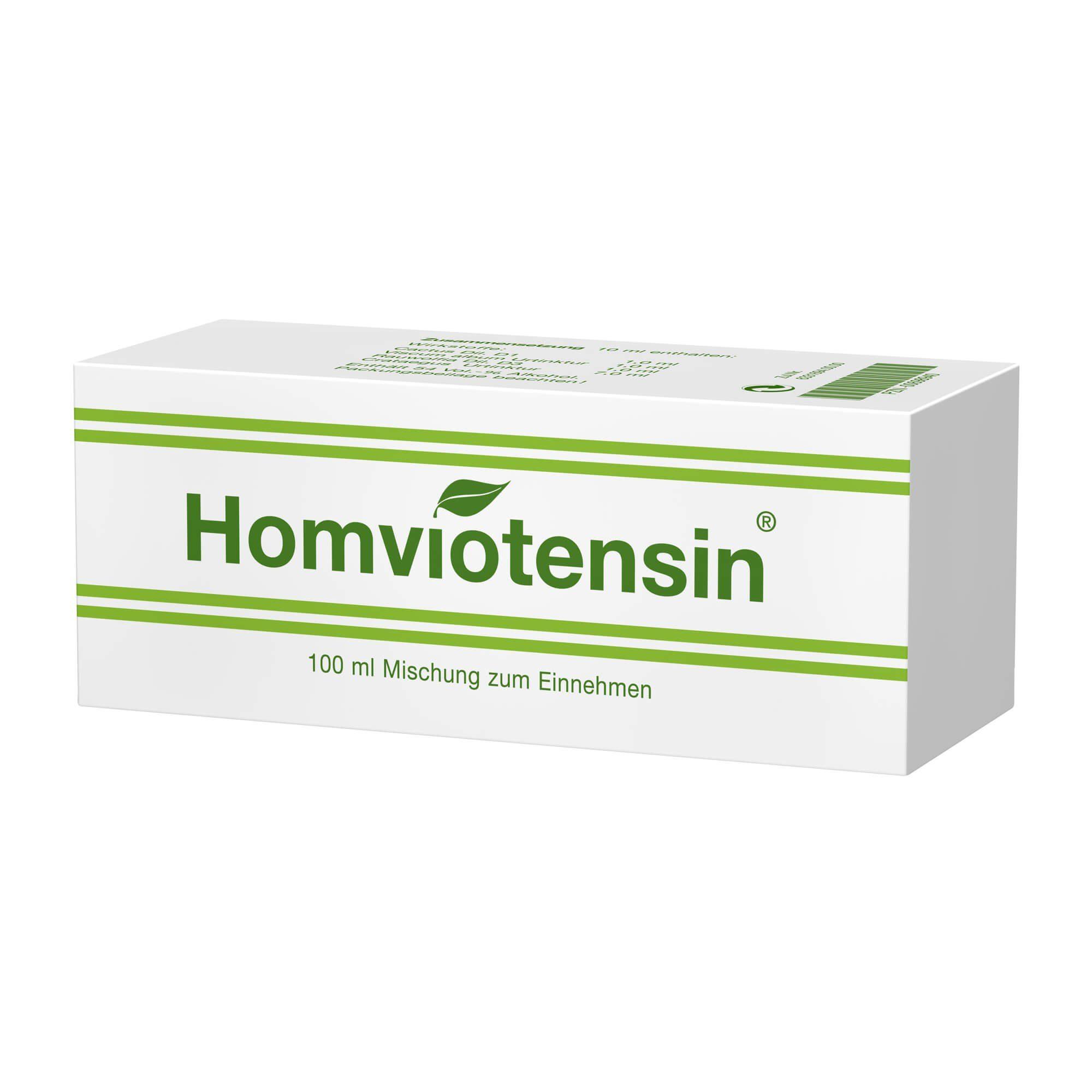 Homviotensin Tropfen zum Einnehmen, 100 ml