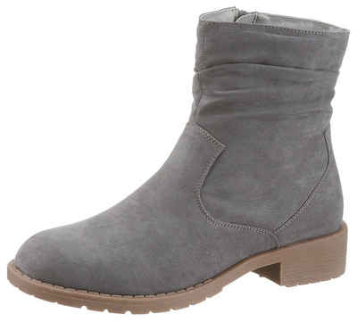 new product 2be5e fefa1 Stiefeletten in grau online kaufen | OTTO