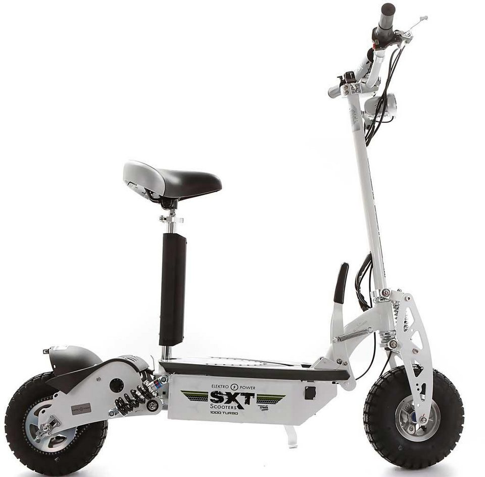 SXT Scooters E-Scooter »SXT1000 Turbo LiIon Lithiumakku