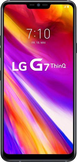 LG G7 ThinQ Smartphone (15,47 cm/6,1 Zoll, 64 GB Speicherplatz)