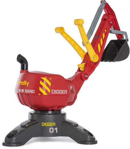 rolly toys® Spielzeug-Aufsitzbagger »rollyDigger«