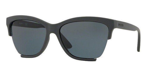 DKNY Damen Sonnenbrille » DY4155«, grau, 378187 - grau/grau