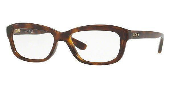 DKNY Damen Brille » DY4682«, braun, 3735 - braun
