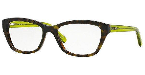 DKNY Damen Brille » DY4665«, grün, 3673 - grün