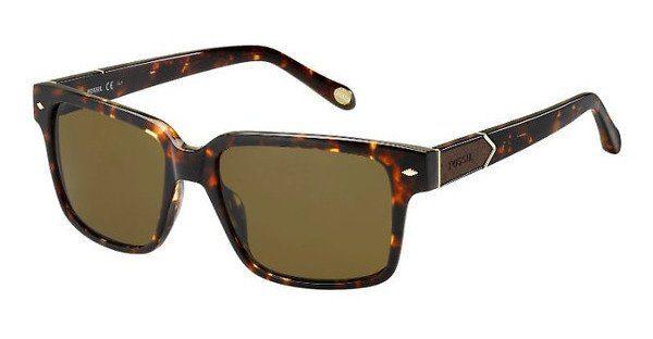Fossil Herren Sonnenbrille » FOS 2041/S«, grau, XM0/R6 - grau/grau