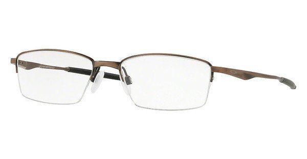 Oakley Herren Brille »LIMIT SWITCH 0.5 OX5119«, braun, 511903 - braun
