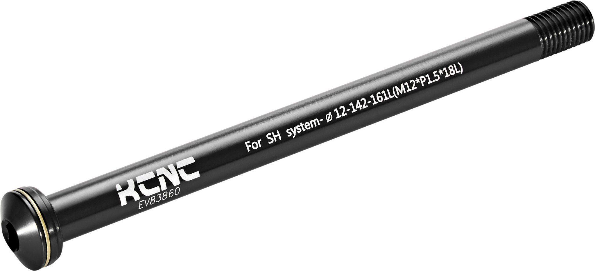 KCNC Schnellspanner »KQR08-SH Steckachse 12x142mm Shimano E-Thru 161mm«