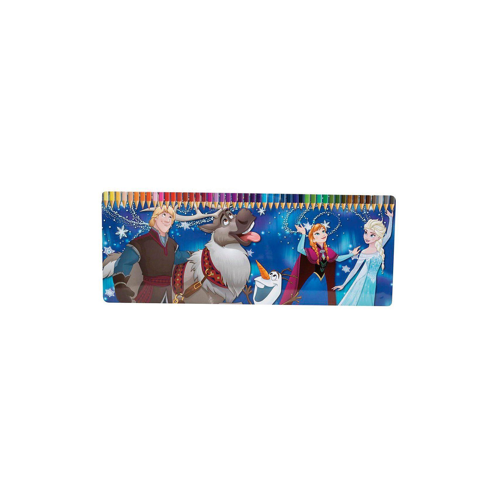Buntstifte Die Eiskönigin, 50 Farben