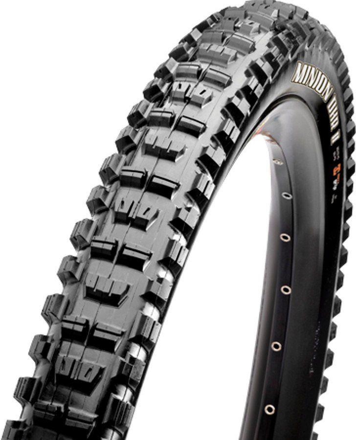 Maxxis Fahrradreifen »Minion DHR II+ TLR Faltreifen EXO Dual«