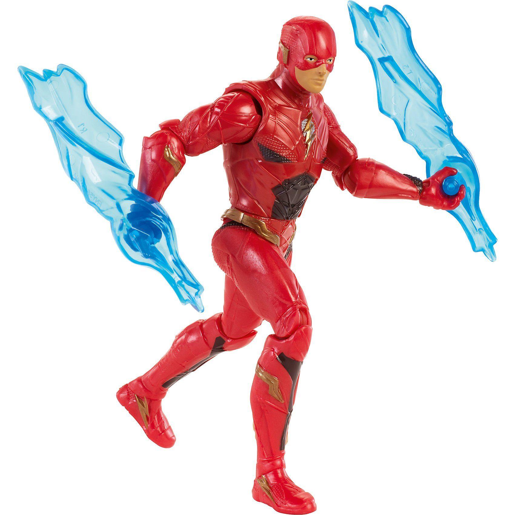Mattel® DC Justice League Movie Basis Figur The Flash (15 cm)