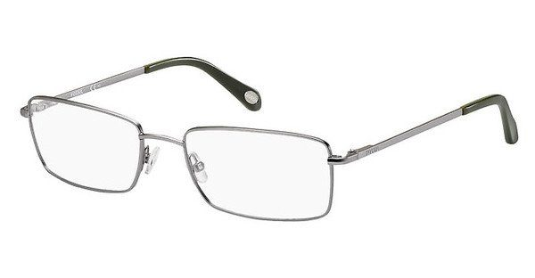 Fossil Herren Brille » FOS 6025«, blau, FLL - blau