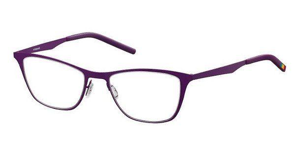 Polaroid Damen Brille » PLD D503«, rot, P1A - rot