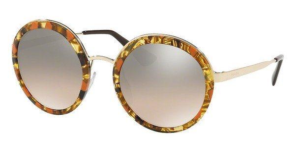 niedrigerer Preis mit zu verkaufen neue Sachen PRADA Damen Sonnenbrille »PR 50TS«, Roundförmige Vollrandsonnenbrille  online kaufen   OTTO
