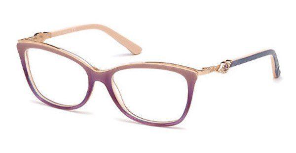 Swarovski Damen Brille » SK5151«, rot, 068 - rot