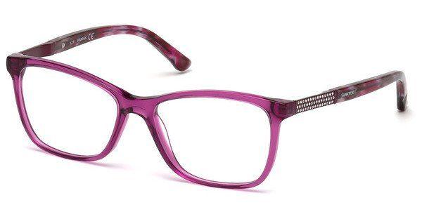 Swarovski Damen Brille » SK5238«, lila, 081 - lila