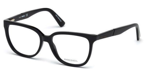Diesel Damen Brille » DL5239«, schwarz, 001 - schwarz