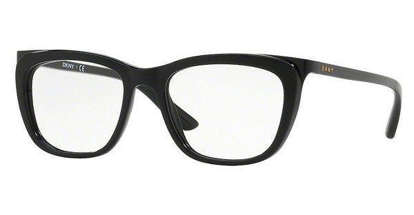 DKNY Damen Brille » DY4680«, schwarz, 3688 - schwarz