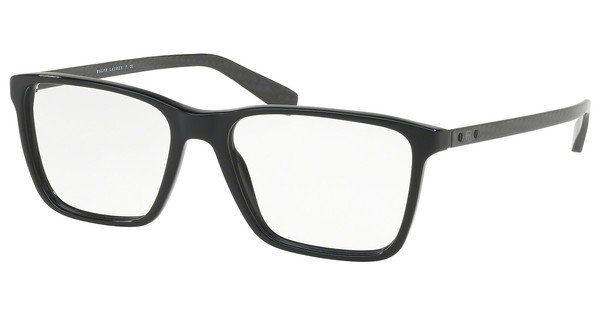 Ralph Lauren Herren Brille » RL6163«, schwarz, 5001 - schwarz