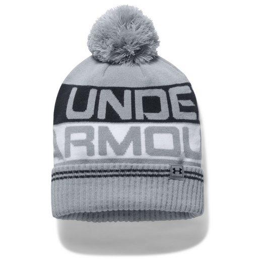 Under Armour® Strickmütze »Retro Pom 2.0 1300078-941«