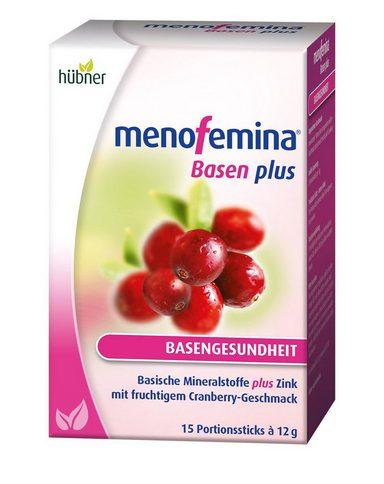 Anton Hübner GmbH & Co. KG Tabletten »Menofemina® Basen Plus«