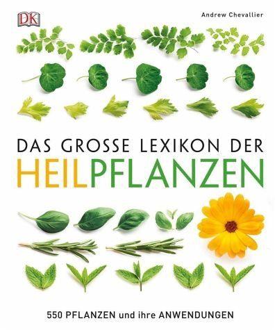 Gebundenes Buch »Das große Lexikon der Heilpflanzen«